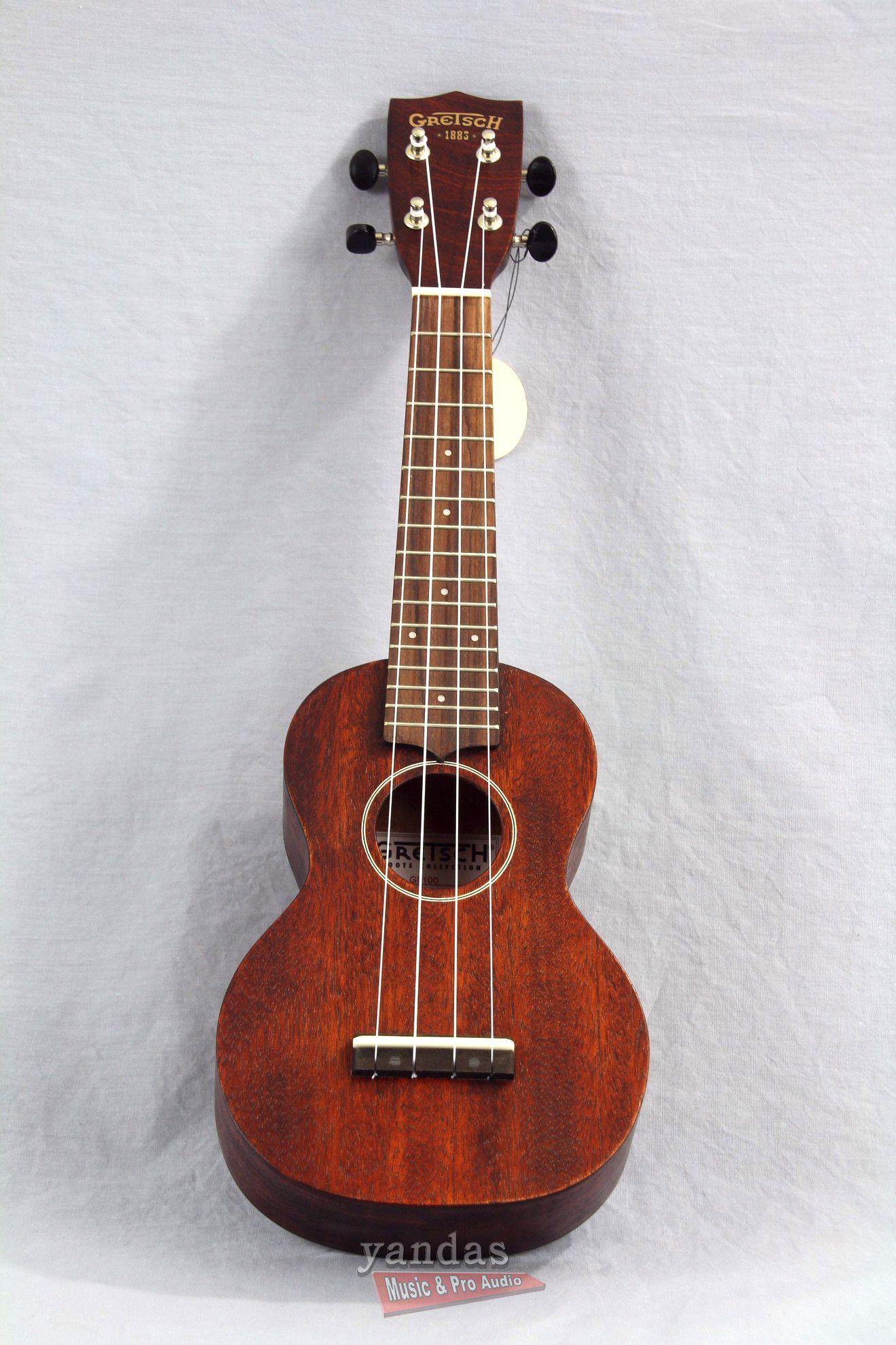 gretsch g9100 soprano standard ukulele vintage mahogany stain products ukulele gretsch. Black Bedroom Furniture Sets. Home Design Ideas
