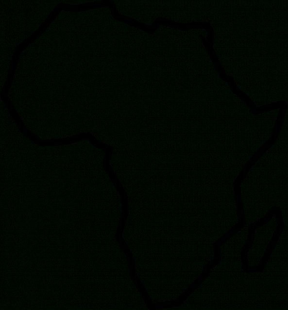 18 Africa Outline Png Africa Outline South Africa Map Africa Continent Map