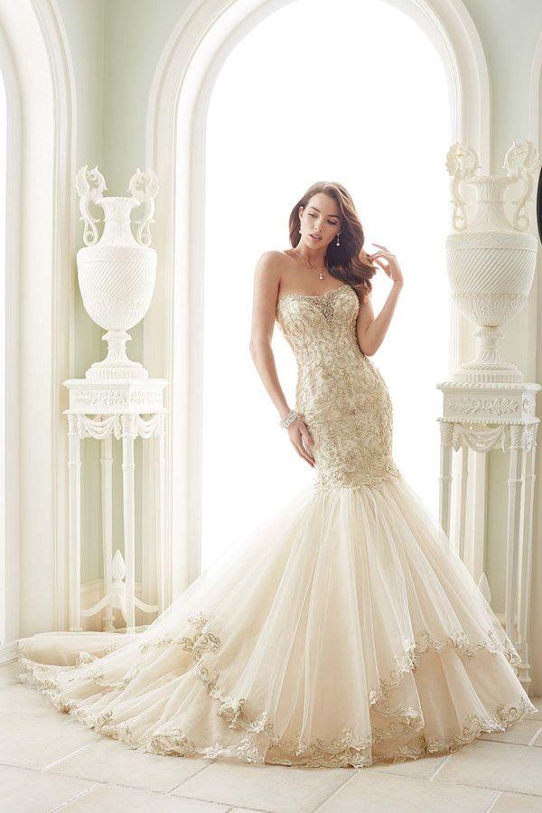 Wedding Dress Designer: Sophia Tolli | Wedding Gowns | Pinterest ...