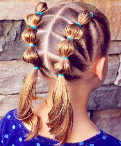 Little Girl Hairstyles: 30 Cute Haircuts for 4 to