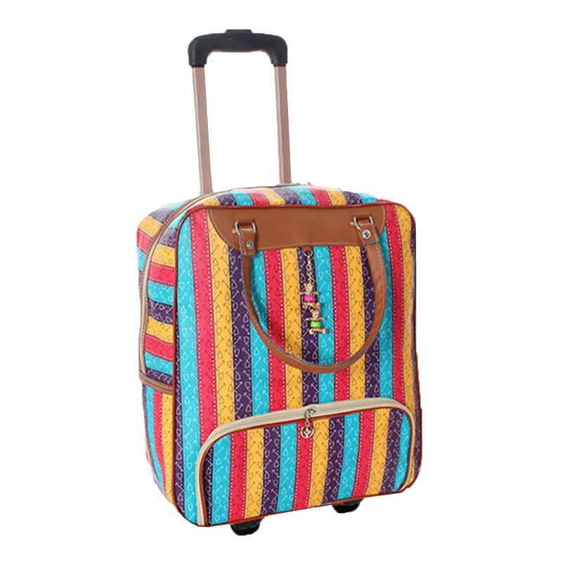 18970759f2 20 Inch Rolling Travel Luggage All the zippers glide easily and seem very  effective. The expandable part is nice! If you are the crazy traveler and  always ...