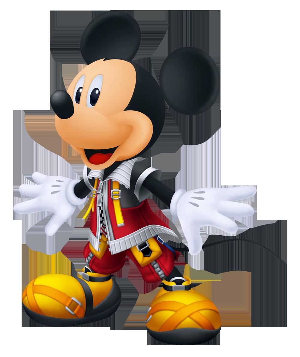 King_Mickey_KHREC.png (1000×1188) | Walt disney characters, Mickey mouse  cartoon, Mickey