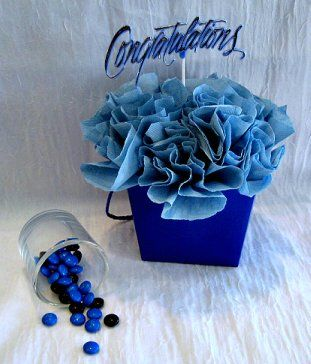 Blue Centerpieces For Baby Boy Showers That Are Cute And Easy