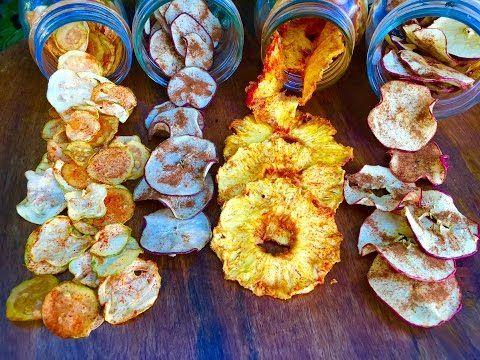 Snacks Saludables Fruta Y Verdura Seca Hecha En Casa Fruta Deshidratada Snacks Saludables Frutas Y Verduras
