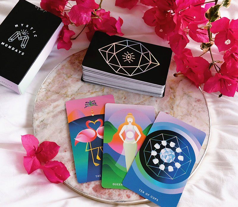 Image result for mystic mondays tarot with images