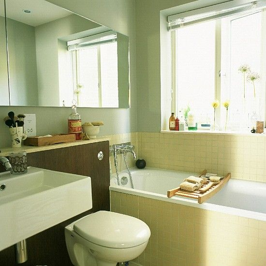 Kleines Bad Wohnideen Badezimmer Living Ideas Bathroom Bathroom