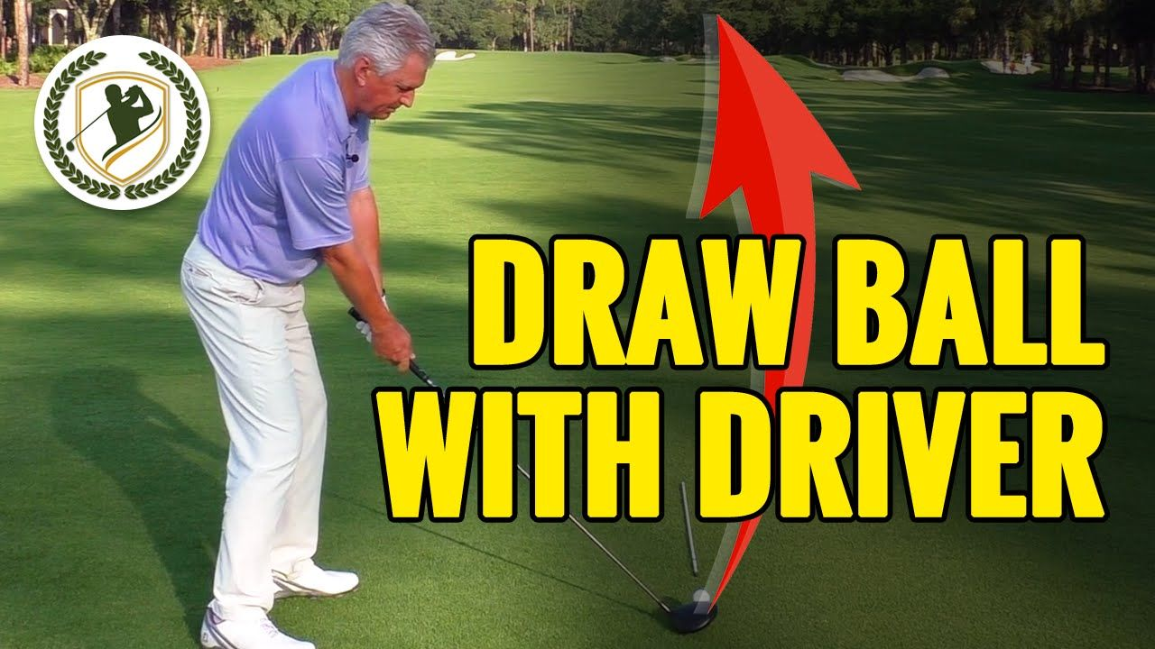 How to hit a draw with a driver golf tips golf tips for