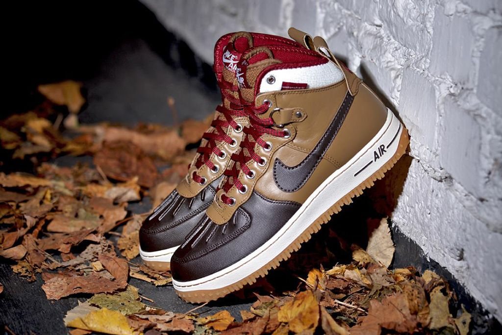 Nike 2014 Fall/Winter Air Force 1 Duckboot Duck boots