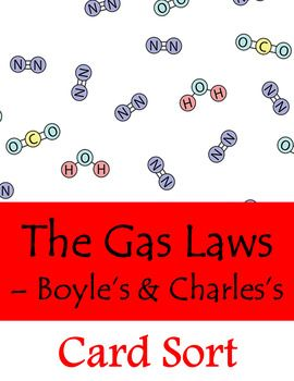 Card sort the gas laws charless boyles pinterest science easy and inexpensive to make get away from boring worksheets manipulitives add a new way to remember and review teach your students to classify compare ibookread Read Online