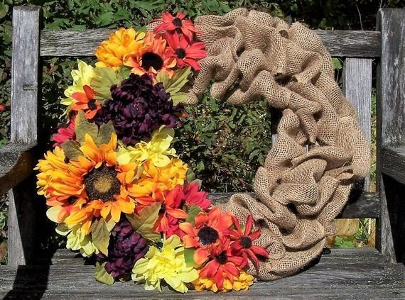 Burlap Wreath, Large.  Fall Wreath.  Sunflowers, Mums, etc.  Thanksgiving, Rustic Decor, Fall Decor, Front Door Wreath. #mumsetc Burlap Wreath, Large.  Fall Wreath.  Sunflowers, Mums, etc.  Thanksgiving, Rustic Decor, Fall Decor, #mumsetc Burlap Wreath, Large.  Fall Wreath.  Sunflowers, Mums, etc.  Thanksgiving, Rustic Decor, Fall Decor, Front Door Wreath. #mumsetc Burlap Wreath, Large.  Fall Wreath.  Sunflowers, Mums, etc.  Thanksgiving, Rustic Decor, Fall Decor, #mumsetc