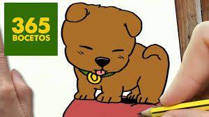 Resultado De Imagen Para Perritos Kawaii Dogs Dibujos Kawaii