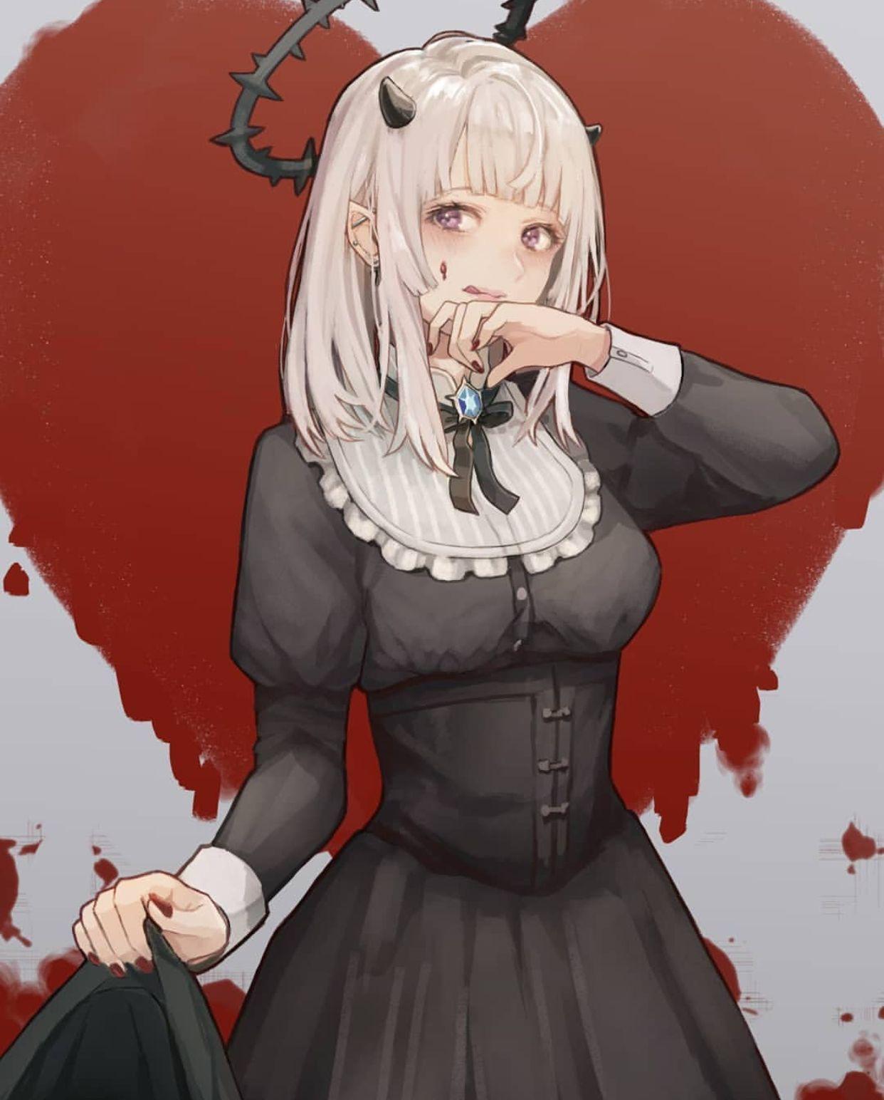 The Villainess School Girl