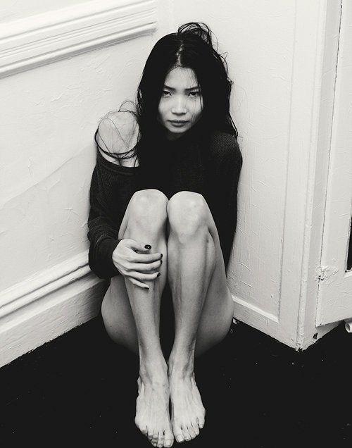 Female pleasure. Photographer Michael Donovan