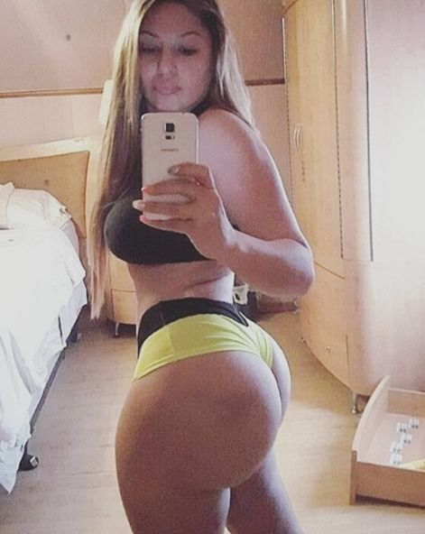 Fuck hot lesbian with a hot ass bikini thong pussy