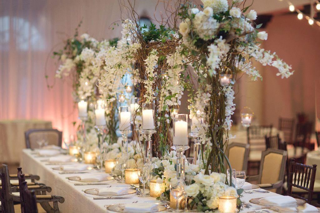 Isleworth Wedding French Garden Theme