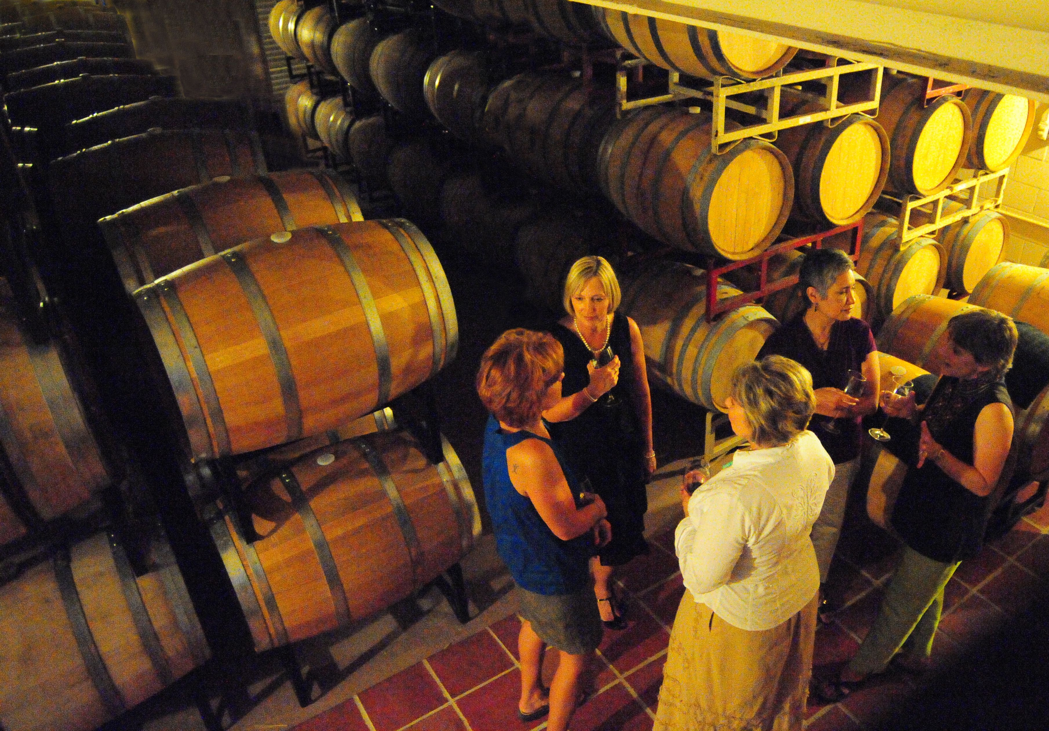New tour beganMarch 3rd includes wine tasting in the wine cellar - call Texas Wine Tours for more information or visit our website http://www.texas-wine-tours.com/Default.htm