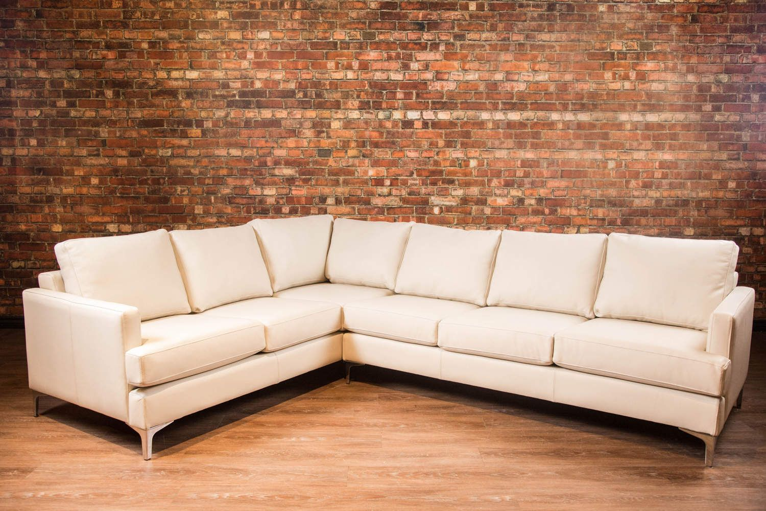 New york new york sectional condo series leather sectional custom furniture furniture making