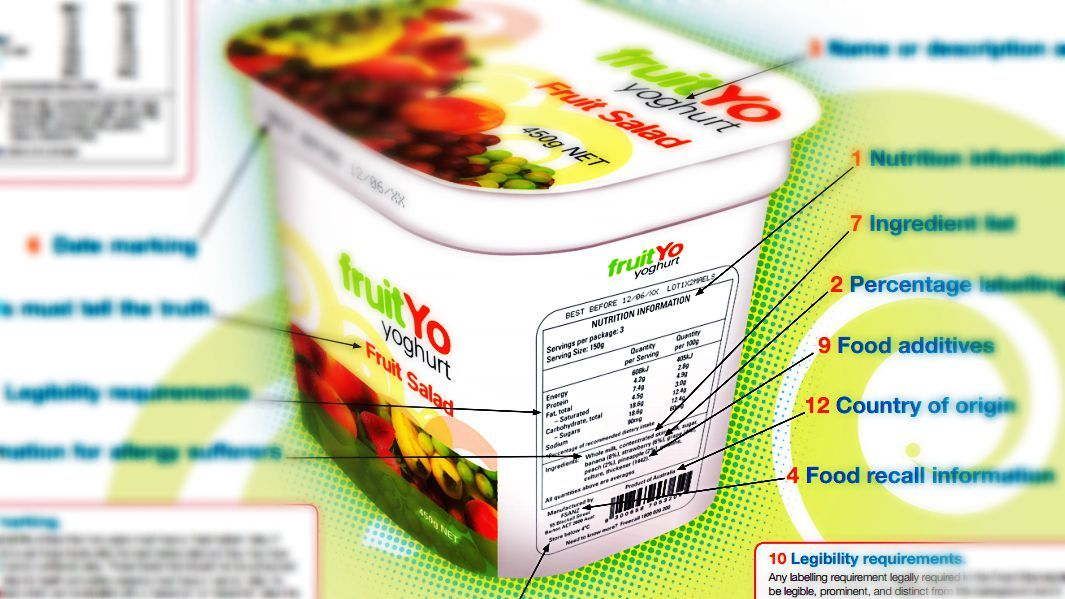 Reading Food Labels   Gluten Free Singapore