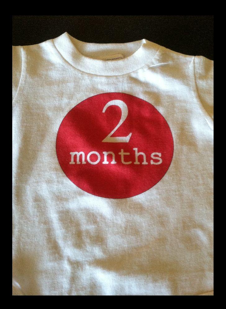 Celebrating 2 months!
