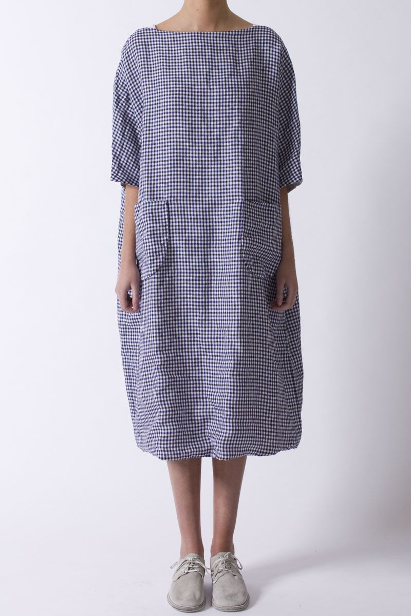 Casey Casey: Mini Gingham Dress