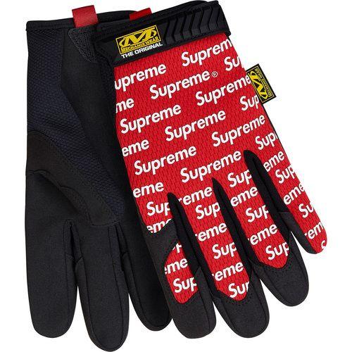 materiali superiori ma non volgare prodotti caldi SUPREME ×MECHANIX WEAR - Gloves | DREAM ACCES