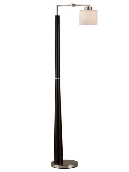 Alberto floor torchiere lamp by nova lighting at gilt