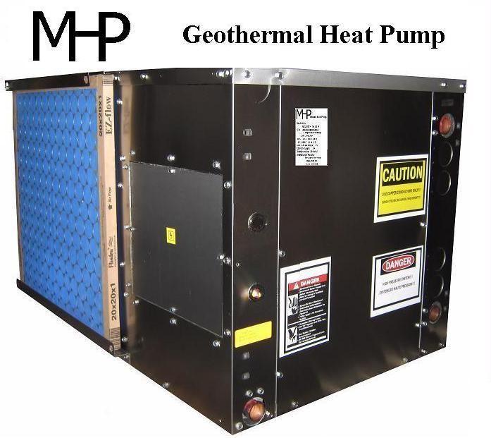 4 0 Ton Water Source Heat Pump Horizontal 27 0 Eer R410 Miamiheatpump With Images Geothermal Heat Pumps Heat Pump Water Source Heat Pump