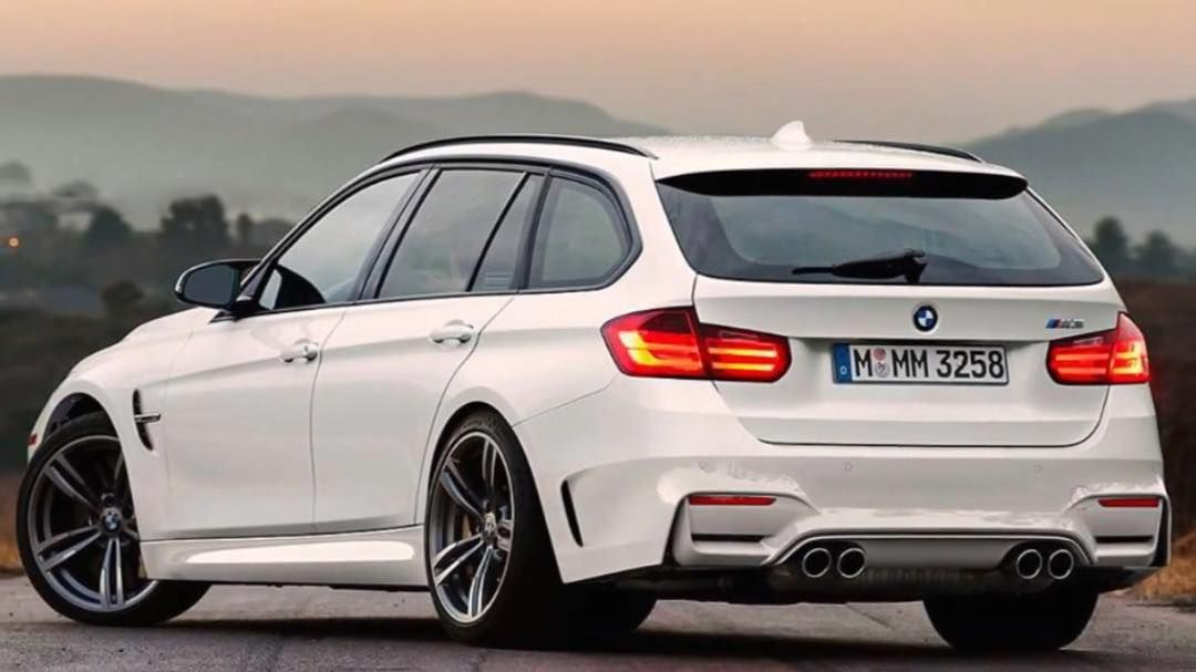 Bmw Could Build Wagon Touring Version Of Next M3 With Images
