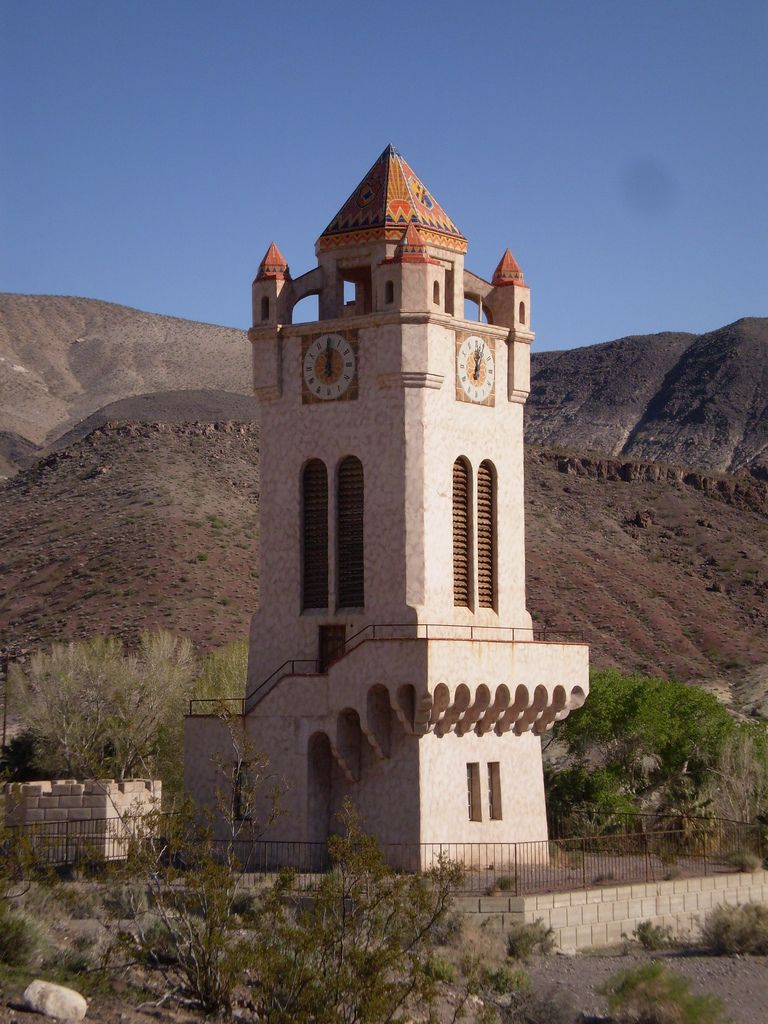 Scotty's Castle | Scotty's castle, Death valley california ...