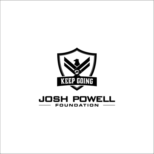 josh powell foundation jpf u20ac 20design a badass logo in honor of United States Army Rangers army ranger logo tie