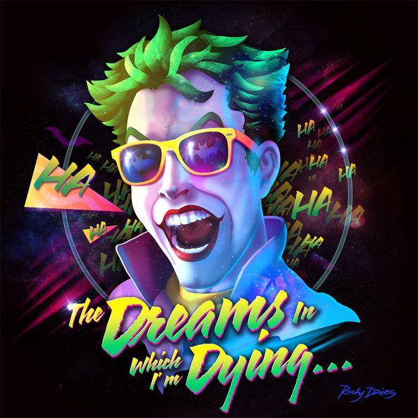 Rocky-Davies-Villains-80s-Album-Cover-Joker