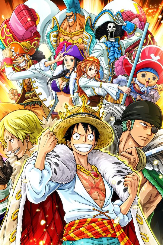 I Don't Need A Title! — From One Piece Thousand Storm