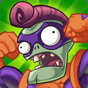 Plants Vs Zombies Heroes Apk Mod V1 30 5 Plantas Vs Zombies Personajes Plantas Contra Zombis Plantas Versus Zombies