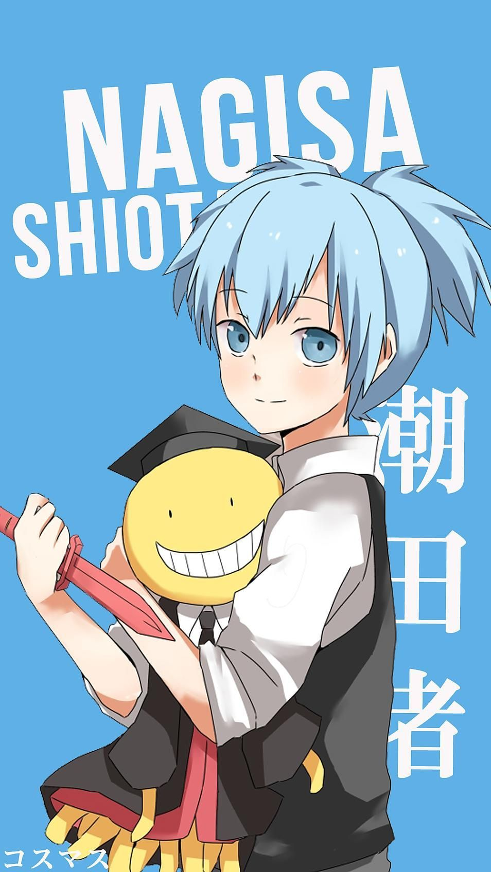 Nagisa Shiota (2020) Anime character names, Assasination