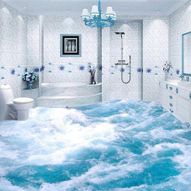 11+ Beach themed bathroom tiles info