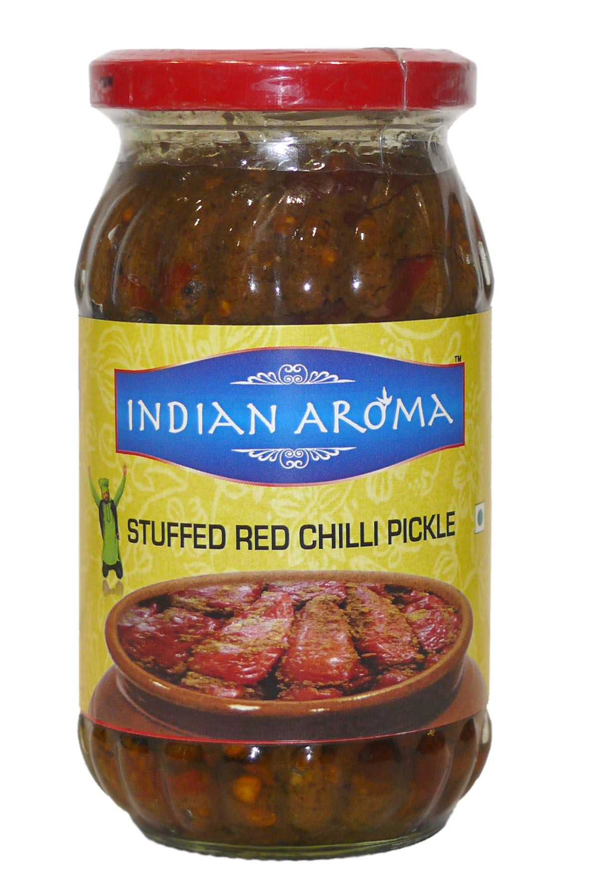 Fresh Red Chilli, Edible Vegetable Oil, Salt ,Spices