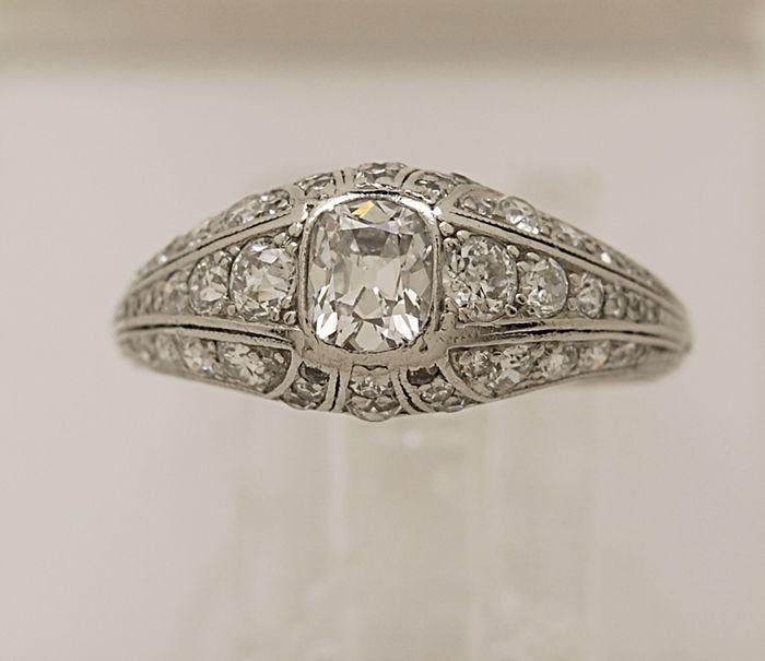 Antique Engagement Rings Ebay 13 Rings Pinterest Ring