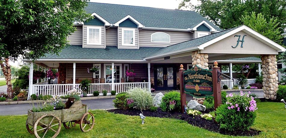 Hearthstone Inn And Suites In Cedarville Ohio On The Little Miami Bike Trail