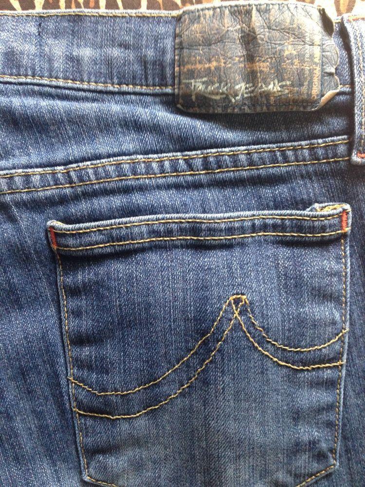 Juniors truck jeans low rise flare leg size 7 30 inseam