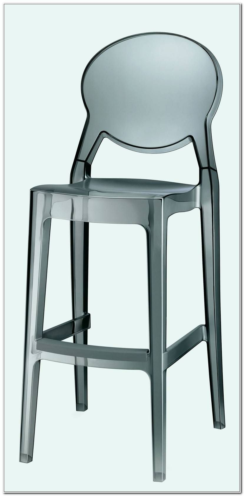Elegant Chaise De Bar Transparente In 2020 Decor Modern Interior Design Ghost Chair