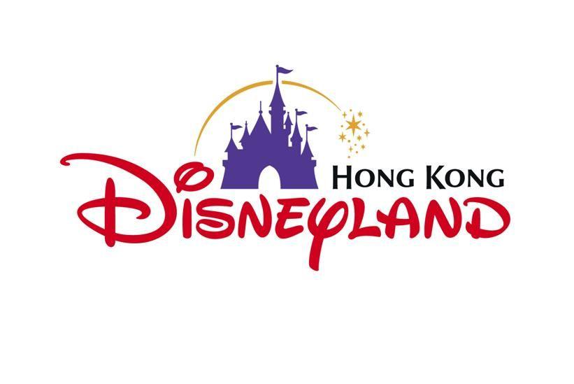 Hong Kong Disneyland Logo Design Graphics Disney Hong Kong Disneyland Disney Hong Kong Disneyland