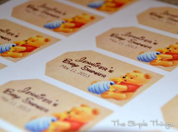 Baby Shower Pooh Bear Baby Shower Ideas To Help Your Creativity In