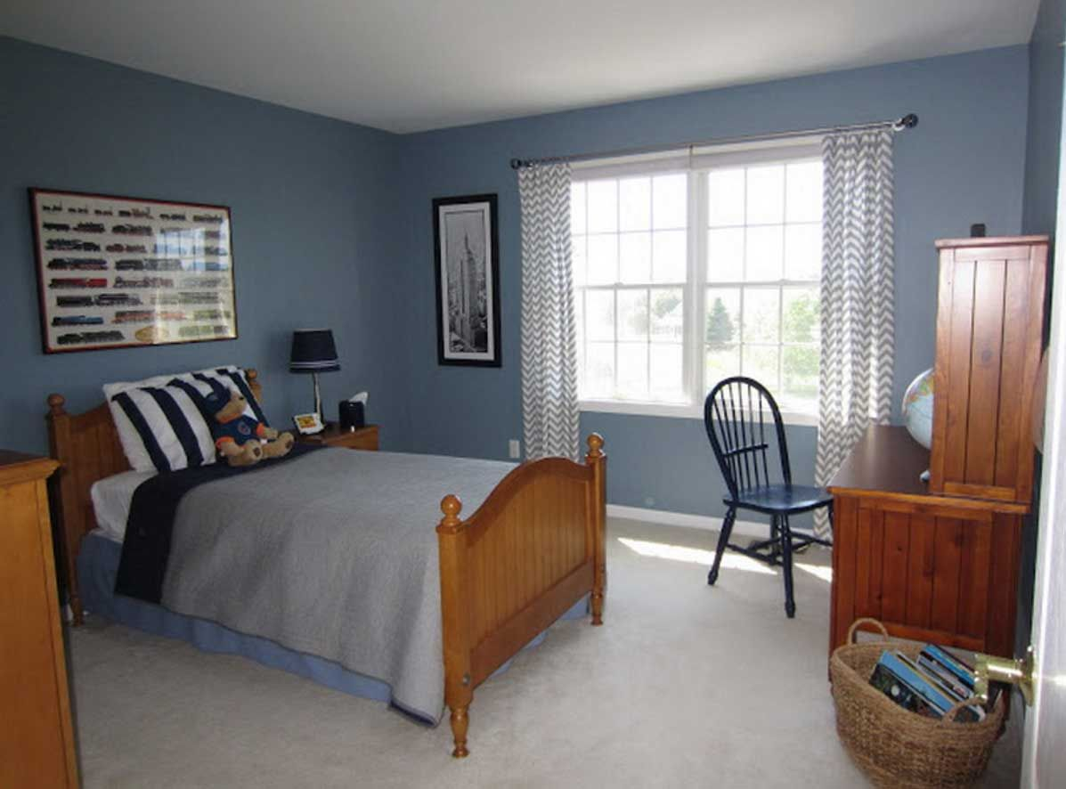 Paint Color Ideas For Boys Room