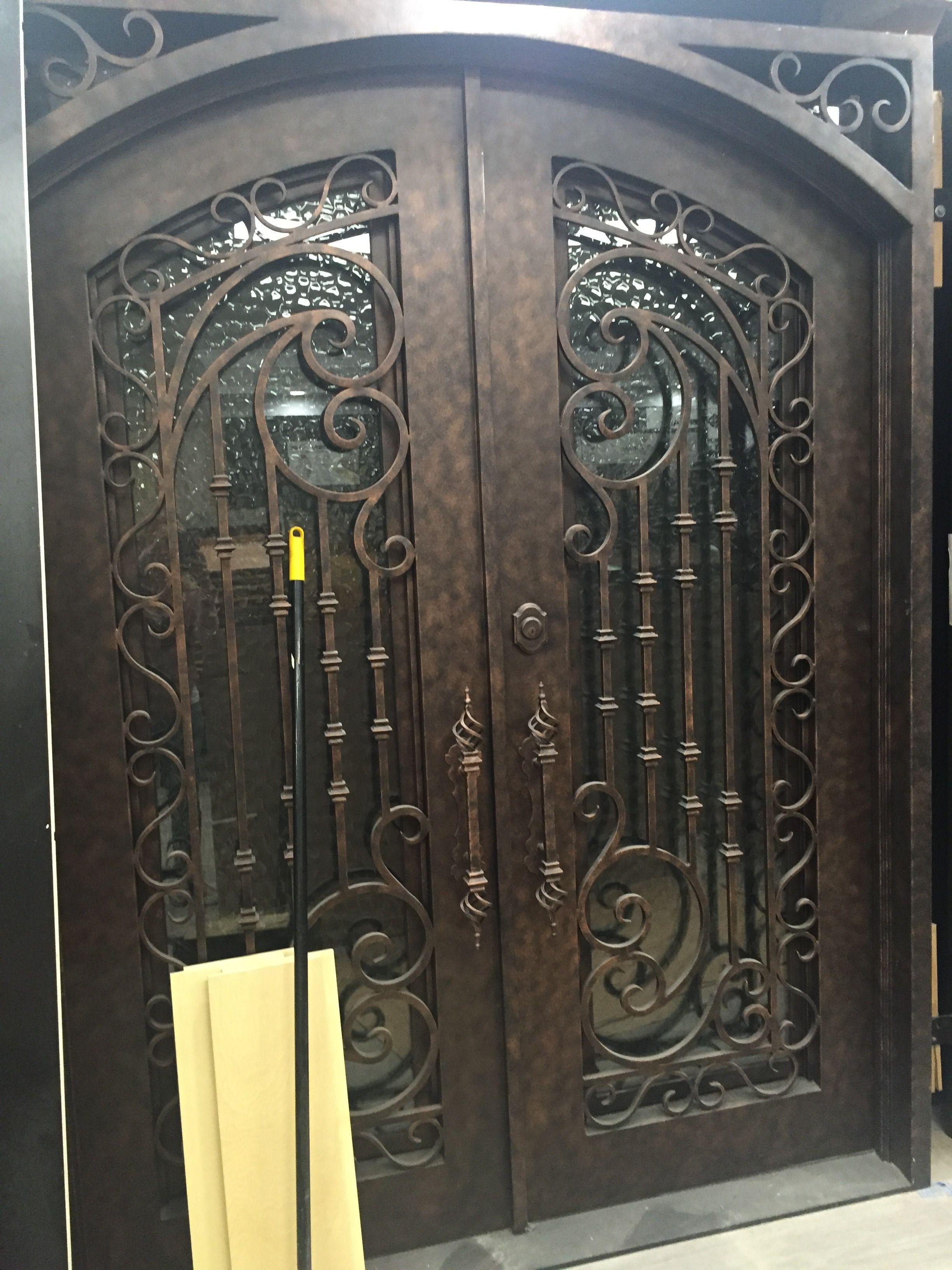 Iron Door Puertas De Hierro Puertas De Entrada Aluminio Puertas De Metal