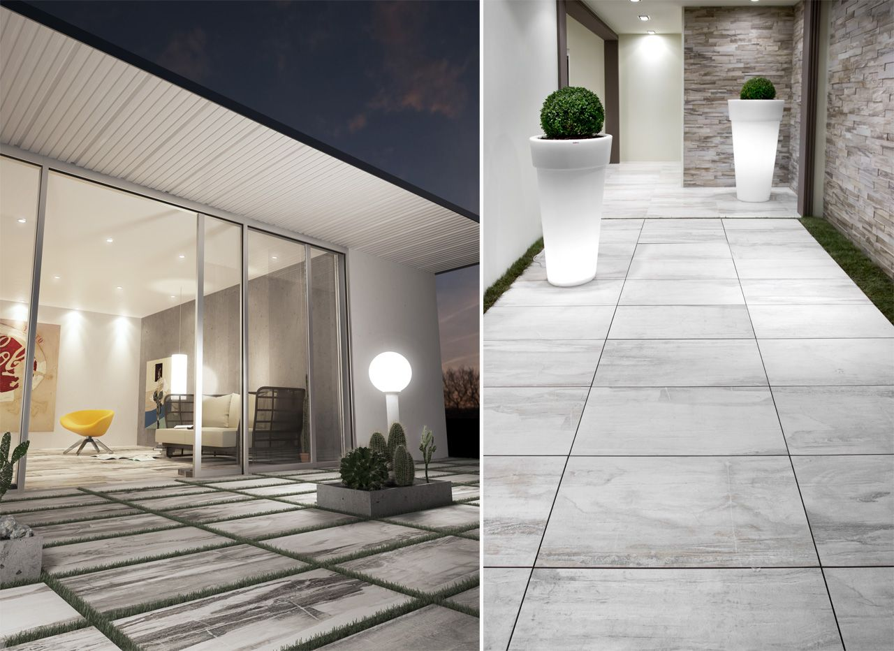 Many tile manufacturers enhance their collections with 20 mm thick ...