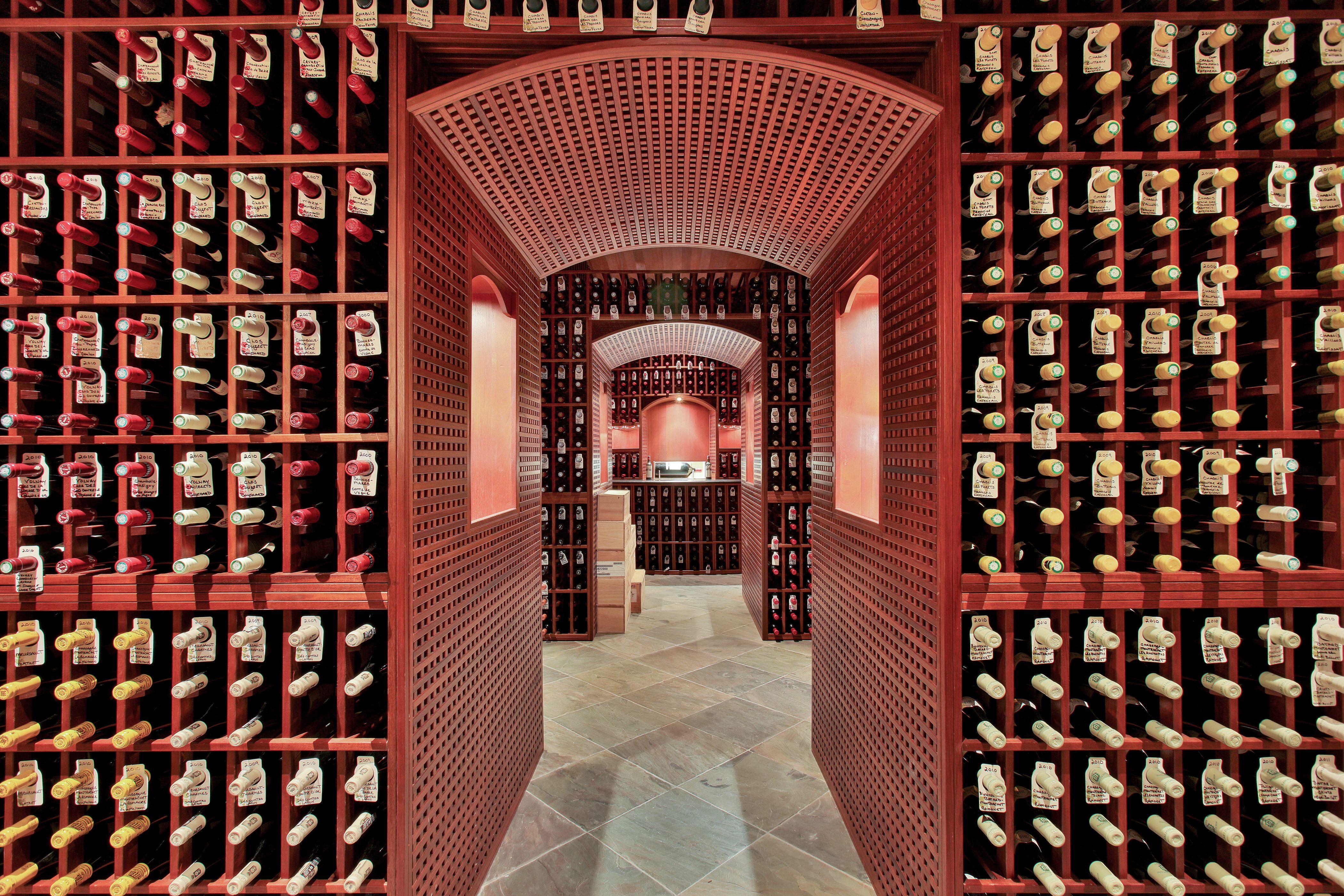 Pin On Wine Cellars