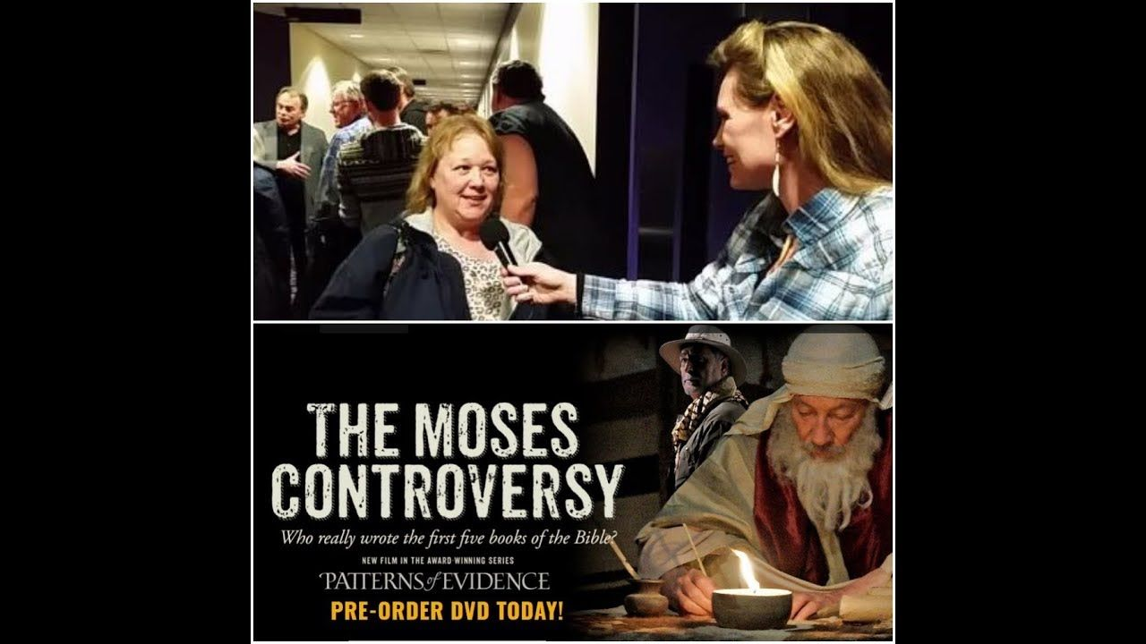 Patterns Of Evidence The Moses Controversy After Film Reviews