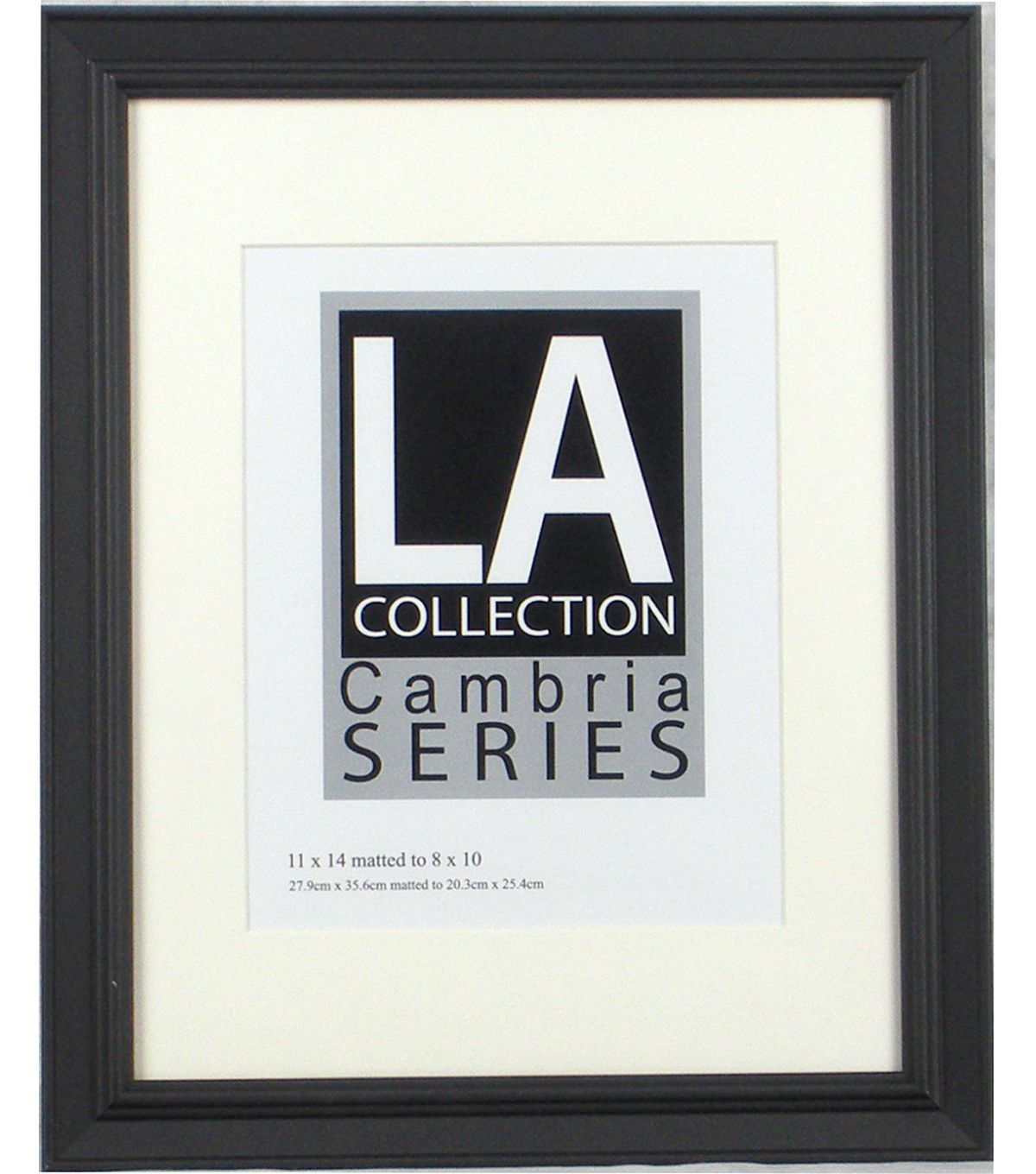 La Collection Cambria Series Plastic Wall Frame 11 X14 Black Frames On Wall Frame Hanging Frames