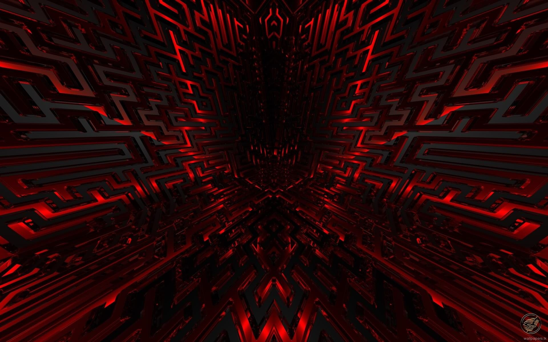 3D Red And Black Background Images Hd Wallpapers