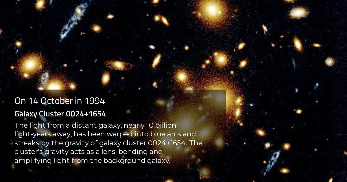 Check out what the NASAHubble Space Telescope looked at
